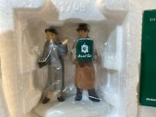 Dept 56 Frango Marshall Fields Christmas Village 06301 For You & I Figurine