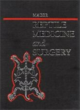 Reptile Medicine and Surgery Textbook First Edition HC Mader