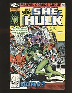 Savage She-Hulk # 2 NM- Cond.