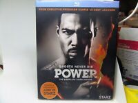 Bluray Power Season 3 Brand New Sealed