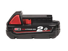 22946 Batteria Milwaukee M18 B2 18v. 2.0 AH