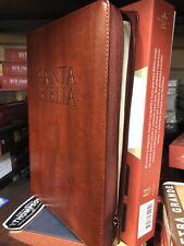 Biblia Letra Super Gigante Con Referncias Cierre Indice Reina Valera 1960 17 pun