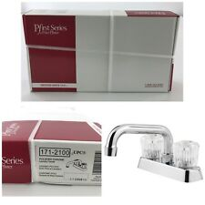 Price Pfister 171-2100 Pfirst Series 1-Hole Laundry Faucet Polished Chrome