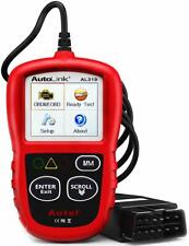 Automotive Engine Fault Code Reader Clears Codes OBD2 Scanner Easy to Use