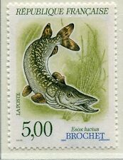 FRANCE TIMBRE NEUF  N° 2666  **  POISSON  BROCHET
