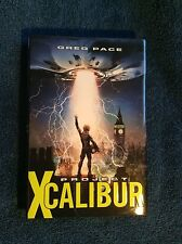 Project Xcalibur by Greg Pace  (2013)  New Hardcover: x-calibur ben stone aliens