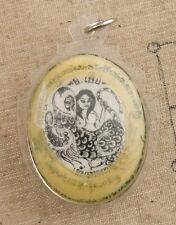 Talisman Festish Thai Amulet Love Charm Fertility Attract Erotic  4143 D5