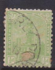(K109-139) 1906 SA 1/2d green GPO (FA)