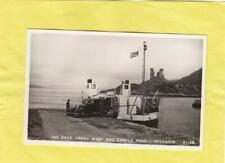 More details for kyleakin : skye ferry boat & castle maol , hebrides    ( tb9a )