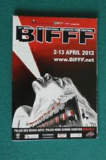 SCHUITEN / Dépliant-poster pour le BIFFF