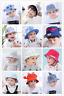 Kids Toddler Sun Hat 1-2yrs Boy Girl' Summer Cotton Bucket Fisherman Floopy Caps