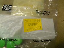 Seadoo Green Bumper Plug Part Number 275500177