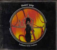 Living Joy-Follow The Rules cd maxi single