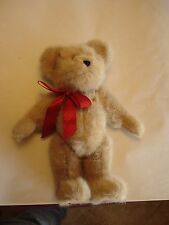 "The Boyds Collection, Small Stuffed Brown Boyds Bear, 11"" x 7"""