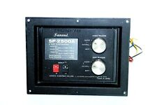 Vintage Sansui SP-2500A 3 Way 5 Speaker Control Component Panel Made in Japan