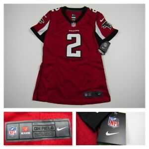 Nike Womens Matt Ryan Jersey Atlanta Falcons On Field Dri-Fit Small Dirty Bird