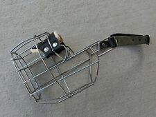 Dean And Tyler Freedom Dog Muzzle Size 10 Bullterrier Male