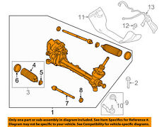 FORD OEM 14-16 Focus-Rack And Pinion Complete Unit CV6Z3504XE