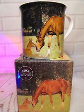 Taza de caballo de regalo presente Caballo Caballo Y Potro Taza caballos China Taza Regalo Presente