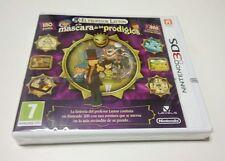 EL PROFESOR LAYTON Y LA MASCARA DE LOS PRODIGIOS NUEVO PAL ESPAÑA NINTENDO 3DS