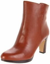 High (3 in. and Up) Leather Women's Nine West US Size 10