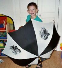 Newfoundland Dog Newf Umbrella Made in the Uk Wood Shaft