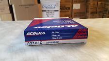 AC-Delco A3181C Air Filter
