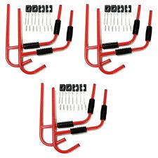 LOT 3 Sets~Kayak Steel Ladder Wall Mount Storage Rack Folding Hanger Wholesale