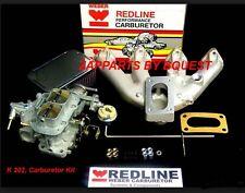 BMW 2002,2002 TII  Carburetor Kit REDLINE K 202