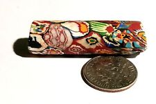 Rare Antique Composite Murine Venetian Millefiori Glass African Trade Bead