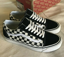 Vans Anaheim Factory Old Skool 36 dx Checkerboard Black M 10