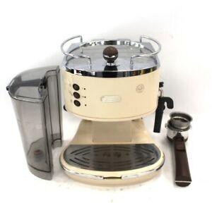 DELONGHI ECOV310.BG 1.4L Vintage Icona Pump Espresso Coffee Machine -H67