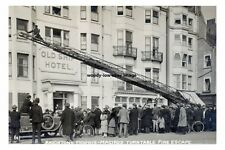 rp16548 - Fire Turntable Escape by Old Ship Hotel Brighton Sussex - photo 6x4