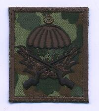 Fallschirmspringerabzeichen,Türkei,Springerabzeichen,flecktarn,Parachute,Para