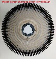 "Malish Brush ,18"",floor buffer , carpet cleaning,shampoo  brush  NP-9200"