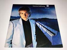 Dennis Deyoung Rare Autographed Hand Signed Desert Moon Vinyl LP Record Styx COA