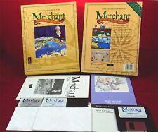 PC DOS: Merchant colony-Impressions 1991