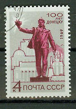 Russland Briefmarken 1969 100 Jahre Donezk Mi.Nr.3649