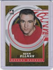2012/13 ITG MOTOWN MADNESS NORM ULLMAN GOLD VERSION /10