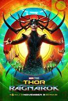 Thor Ragnarok movie poster (f) - Hela poster - 11 x 17 - Cate Blanchett poster