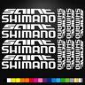 Velo Mountain Bike Freeride COMPATIBLE Shimano Saint 10 Autocollants Adhésifs