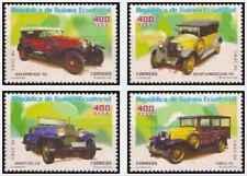 Timbres Voitures Guinée équatoriale 429/32 ** année 2003 lot 24606
