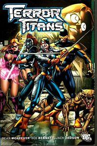 TERROR TITANS TPB Softcover Graphic Novel DC Comics NEW 2009 [S]
