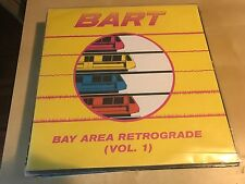 "V/A BAY AREA 12"" LP USA NEW WAVE SYNTH POP NOMINAL STATE MICROWAVES QUIET ROOM"