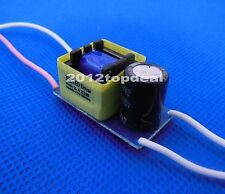 10pcs 3-4x3 W Watt High Power LED Light lamp Driver Power Supply 85-265V 600mA