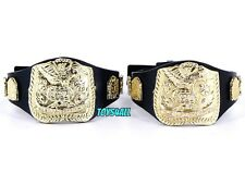 WWE Jakks Tag Team Championship Belts Accessory Lot Wrestling Figure Props_s11