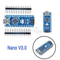 Nano V3.0 USB ATmega328P-AU 16MHz 5V CH340G Micro-Controller Board For Arduino