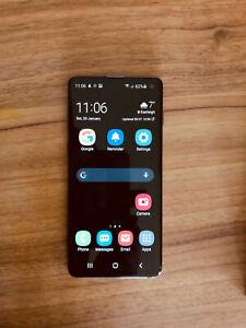 Samsung Galaxy S10 SM-G973F - 128GB - Prism Black (Unlocked) (Dual SIM)