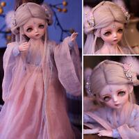 30cm BJD Doll Puppe 1/6 Kugelgelenk Mädchen Puppe mit kompletter Kleidung Outfit