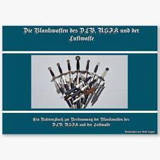 Die Blankwaffen des DLV, NSFK und der Luftwaffe, Ralf Siegert, Dienstdolche Buch